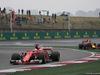 GP CINA, 09.04.2017 - Gara, Sebastian Vettel (GER) Ferrari SF70H overtakes Max Verstappen (NED) Red Bull Racing RB13