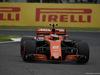 GP GIAPPONE, 07.10.2017- Qualifiche, Stoffel Vandoorne (BEL) McLaren MCL32