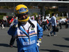 GP GIAPPONE, 08.10.2017- Ayrton Senna (BRA) Fans