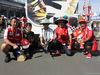 GP GIAPPONE, 08.10.2017- Ferrari Fans