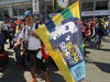 GP GIAPPONE, 08.10.2017- Ayrton Senna (BRA) Fan