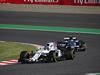 GP GIAPPONE, 08.10.2017- race, Lance Stroll (CDN) Williams FW40