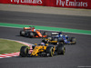 GP GIAPPONE, 08.10.2017- Gara, Jolyon Palmer (GBR) Renault Sport F1 Team RS17