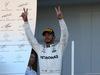 GP GIAPPONE, 08.10.2017- Podium, Lewis Hamilton (GBR) Mercedes AMG F1 W08
