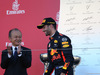 GP GIAPPONE, 08.10.2017- podium, 3rd Daniel Ricciardo (AUS) Red Bull Racing RB13