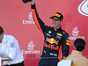 GP GIAPPONE, 08.10.2017- Gara, the podium: 2nd Max Verstappen (NED) Red Bull Racing RB13