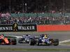 GP GRAN BRETAGNA, 16.07.2017 - Gara, Fernando Alonso (ESP) McLaren MCL32 e Marcus Ericsson (SUE) Sauber C36