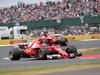 GP GRAN BRETAGNA, 16.07.2017 - Gara, Kimi Raikkonen (FIN) Ferrari SF70H davanti a Sebastian Vettel (GER) Ferrari SF70H