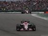 GP GRAN BRETAGNA, 16.07.2017 - Gara, Esteban Ocon (FRA) Sahara Force India F1 VJM10 ans Sergio Perez (MEX) Sahara Force India F1 VJM010