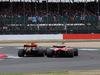 GP GRAN BRETAGNA, 16.07.2017 - Gara, Max Verstappen (NED) Red Bull Racing RB13 e Sebastian Vettel (GER) Ferrari SF70H
