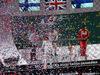 GP GRAN BRETAGNA, 16.07.2017 - Gara, 1st place Lewis Hamilton (GBR) Mercedes AMG F1 W08, 2nd place Valtteri Bottas (FIN) Mercedes AMG F1 W08 e 3rd place Kimi Raikkonen (FIN) Ferrari SF70H