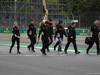 GP GRAN BRETAGNA, 13.07.2017 - Sergio Perez (MEX) Sahara Force India F1 VJM010