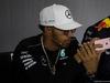 GP GRAN BRETAGNA, 13.07.2017 - Conferenza Stampa, Lewis Hamilton (GBR) Mercedes AMG F1 W08
