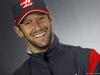 GP GRAN BRETAGNA, 13.07.2017 - Conferenza Stampa, Romain Grosjean (FRA) Haas F1 Team VF-17