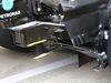 GP GRAN BRETAGNA, 13.07.2017 - Mercedes AMG F1 W08, detail