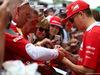 GP GRAN BRETAGNA, 13.07.2017 - Autograph session, Kimi Raikkonen (FIN) Ferrari SF70H