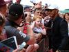 GP GRAN BRETAGNA, 13.07.2017 - Autograph session, Lewis Hamilton (GBR) Mercedes AMG F1 W08