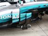 GP GRAN BRETAGNA, 15.07.2017 - Mercedes AMG F1 W08, detail