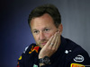 GP GRAN BRETAGNA, 14.07.2017 - Conferenza Stampa, Christian Horner (GBR), Red Bull Racing, Sporting Director