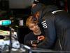 GP GRAN BRETAGNA, 14.07.2017 - Billy Monger (GBR) e Lewis Hamilton (GBR) Mercedes AMG F1 W08