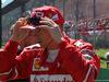 GP ITALIA, 03.09.2017- Gara, partenzaing grid Kimi Raikkonen (FIN) Ferrari SF70H