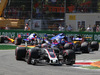 GP ITALIA, 03.09.2017- Gara, Kevin Magnussen (DEN) Haas F1 Team VF-17