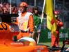 GP ITALIA, 03.09.2017- Gara, The partenzaing grid Fernando Alonso (ESP) McLaren Honda MCL32