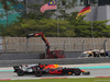 GP MALESIA, 01.10.2017 - Gara, Max Verstappen (NED) Red Bull Racing RB13 overtakes Lewis Hamilton (GBR) Mercedes AMG F1 W08