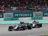 GP MALESIA, 01.10.2017 - Gara, Pascal Wehrlein (GER) Sauber C36 davanti a Marcus Ericsson (SUE) Sauber C36