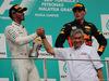 GP MALESIA, 01.10.2017 - Gara, 2nd place Lewis Hamilton (GBR) Mercedes AMG F1 W08