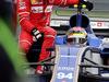 GP MALESIA, 01.10.2017 - Gara, Sebastian Vettel (GER) Ferrari SF70H gets a lift to the parc fermé.