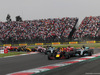 GP MESSICO, 29.10.2017 - Start of the race, Max Verstappen (NED) Red Bull Racing RB13, Lewis Hamilton (GBR) Mercedes AMG F1 W08 e Sebastian Vettel (GER) Ferrari SF70H