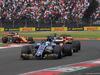 GP MESSICO, 29.10.2017 - Gara, Marcus Ericsson (SUE) Sauber C36 davanti a Stoffel Vandoorne (BEL) McLaren MCL32