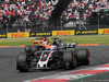 GP MESSICO, 29.10.2017 - Gara, Romain Grosjean (FRA) Haas F1 Team VF-17 davanti a Fernando Alonso (ESP) McLaren MCL32