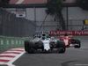 GP MESSICO, 29.10.2017 - Gara, Lance Stroll (CDN) Williams FW40 e Sebastian Vettel (GER) Ferrari SF70H