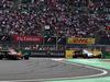 GP MESSICO, 29.10.2017 - Gara, Sebastian Vettel (GER) Ferrari SF70H e Lance Stroll (CDN) Williams FW40