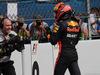 GP MESSICO, 29.10.2017 - Gara, Max Verstappen (NED) Red Bull Racing RB13 vincitore