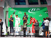 GP MESSICO, 29.10.2017 - Gara, 1st place Max Verstappen (NED) Red Bull Racing RB13, 2nd place Valtteri Bottas (FIN) Mercedes AMG F1 W08 e 3rd place Kimi Raikkonen (FIN) Ferrari SF70H