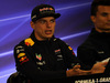 GP MESSICO, 26.10.2017 - Conferenza Stampa, Max Verstappen (NED) Red Bull Racing RB13 e Pascal Wehrlein (GER) Sauber C36