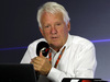 GP MESSICO, 26.10.2017 - Charlie Whiting (GBR) FIA Delegate in an FIA Press Conference regarding track limits.