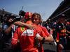 GP MESSICO, 28.10.2017 - Qualifiche, Sebastian Vettel (GER) Ferrari SF70H pole position e Antti Kontsas (FIN) Sebastian Vettel Personal Trainer