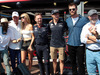 GP MONACO, 28.05.2017 - (L to R): Alec Monopoly (USA), Grafitti Artist, Jean-Claude Biver CEO TAG Heuer, Chiara Ferragni (ITA) Fashion Blogger, Christian Horner (GBR) Red Bull Racing Team Principal, Max Verstappen (NED) Red Bull Racing, Chris Hemsworth (AUS) Actor e Philippe Etchebest (FRA) Chef
