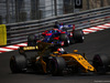 GP MONACO, 28.05.2017 - Gara, Nico Hulkenberg (GER) Renault Sport F1 Team RS17 davanti a Daniil Kvyat (RUS) Scuderia Toro Rosso STR12