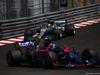 GP MONACO, 28.05.2017 - Gara, Carlos Sainz Jr (ESP) Scuderia Toro Rosso STR12 davanti a Lewis Hamilton (GBR) Mercedes AMG F1 W08
