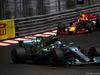 GP MONACO, 28.05.2017 - Gara, Valtteri Bottas (FIN) Mercedes AMG F1 W08 davanti a Max Verstappen (NED) Red Bull Racing RB13