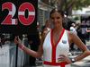 GP MONACO, 28.05.2017 - Gara, griglia Ragazza