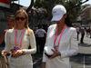 GP MONACO, 28.05.2017 - Gara, Carmen Jorda (ESP) e Adriana Lima (BRA) Model