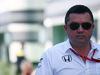 GP RUSSIA, 30.04.2017 - Eric Boullier (FRA) McLaren Racing Director