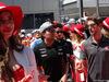 GP RUSSIA, 30.04.2017 - Sergio Perez (MEX) Sahara Force India F1 VJM010 e Romain Grosjean (FRA) Haas F1 Team VF-17