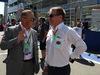 GP RUSSIA, 30.04.2017 - Gara, Boris Rotenberg (RUS) SMP Bank e SGM Group Co-Owner e Mika Salo (FIN), FIA Steward